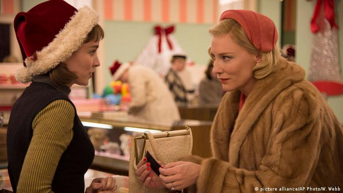 Golden Globes Nominierungen 2016 Film ''Carol''
