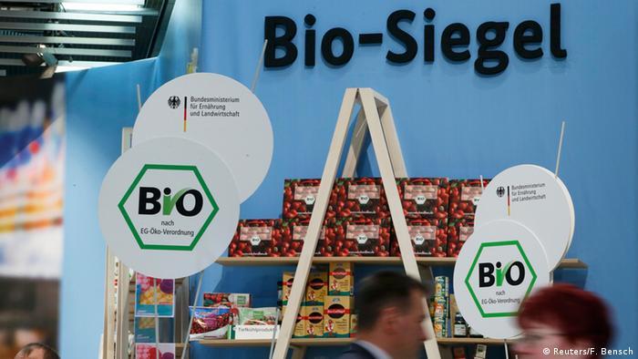 Deutschland Grüne Woche Auftakt Bio Trend (Reuters/F. Bensch)