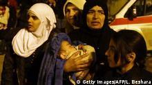 Syrien Hilfskonvoi für Madaja