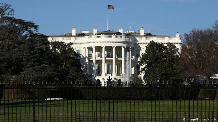 USA Weißes Haus in Washington D.C