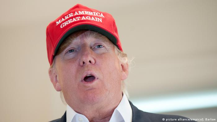 gegen donald trump