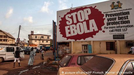 Sierra Leone Regierung bestätigt Todesfall durch Ebola