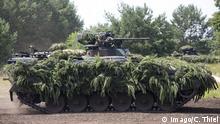 Deutschland Bundeswehr Panzer Marder