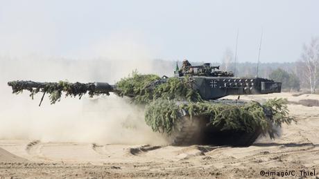 Tanques Leopard 2