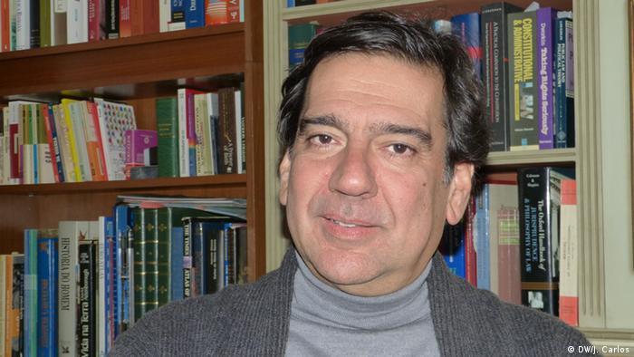 Rui Verde (DW/J. Carlos)