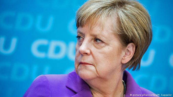 Berlin Bundeskanzlerin Angela Merkel