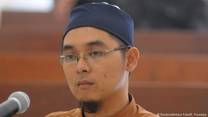 Indonesien Muhammad Bahrun Naim mutmasslicher Mastermind der Angriffe von Jakarta