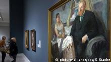 Deutschland Ausstellung Max Beckmann und Berlin