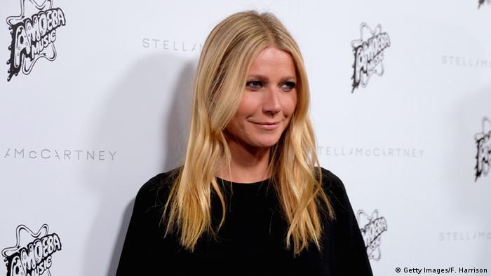 Gwyneth Paltrow US Schauspielerin (Getty Images/F. Harrison)