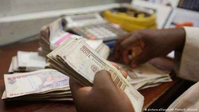 Nigeria Symbolbild Korruption