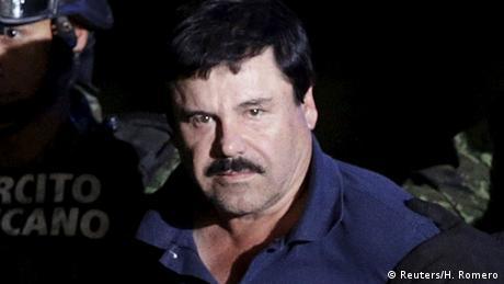 Un juez mexicano autorizó la extradición a Estados Unidos de Joaquín el Chapo Guzmán al negar dos amparos presentados por la defensa del narcotraficante y sobreseer otros tres.(20.10.2016)