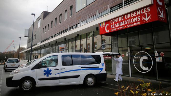 Fallece uno de los hospitalizados por ensayo clínico fallido