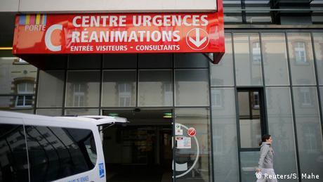 Σε κακή κατάσταση τα γαλλικά νοσοκομεία