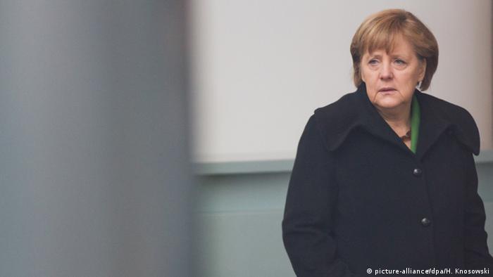 Bundeskanzlerin Angela Merkel 2012
