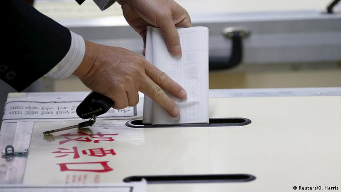 Taiwan Wahl