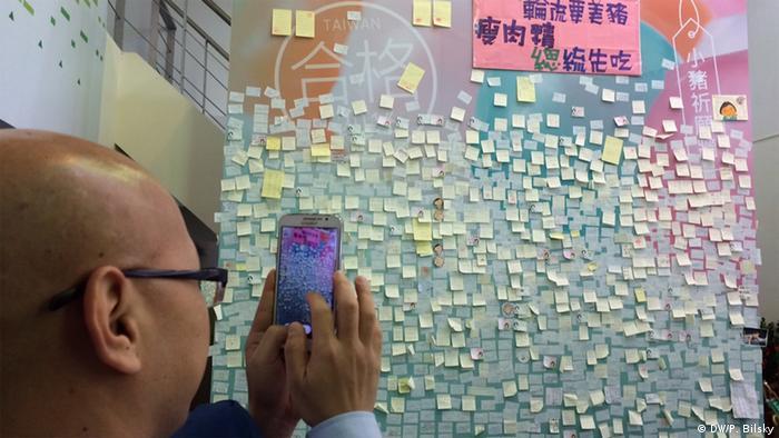 Taiwan Taipeh Wahl