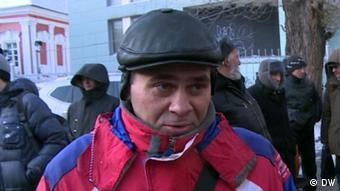 Armenspeisung in Moskau Ilja