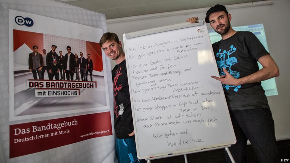 Arbeitsmaterialien für den Unterricht | Das Bandtagebuch - Lehrer ...