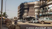 Burkina Faso Anschlag auf Splendid Hotel in Ouagadougou