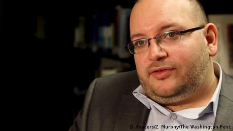 Jason Rezaian (Reuters/Z. Murphy/The Washington Post)