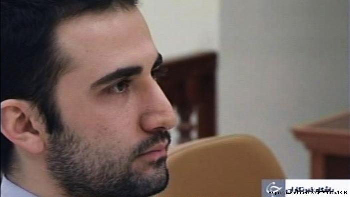Amir Hekmati, uno de los liberados por Irán (archivo).