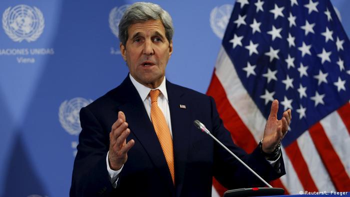 Österreich Wien Atomverhandlungen USA Iran IAEA - Javad Zarif