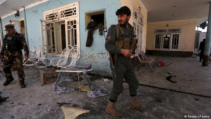 Afgahnistan Selbstmordanschlag in Dschalalabad