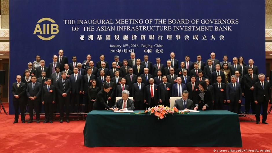 Image result for chinese world bank aiib