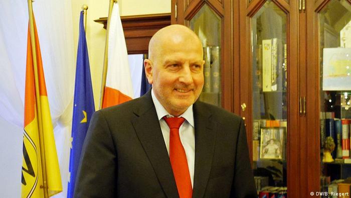 Rafal Dutkiewicz Oberbürgermeister Breslau