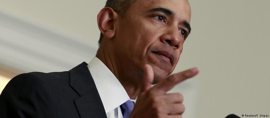 Obama pedirá recursos ao Congresso americano