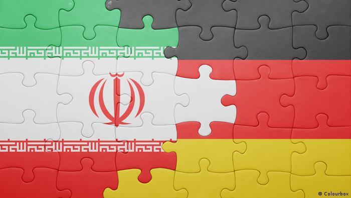 Deutschland Iran (Colourbox)