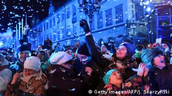 Polen Wroclaw European Capital of Culture (Getty Images/AFP/J. Skarzynski)