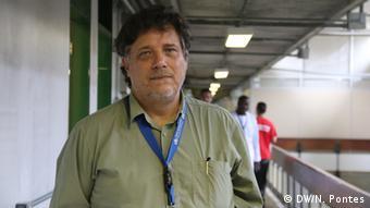 Brasilien Wissenschaftler Paolo Zahnotto in Sao Paulo
