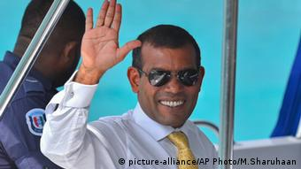 Nasheed is now in Britain and has founded the Maldives United Opposition party there