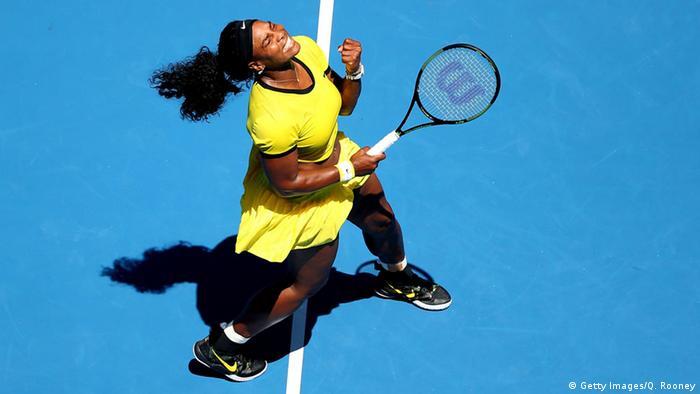 Australien Tennis Australian Open 2016 in Melbourne Serena Williams