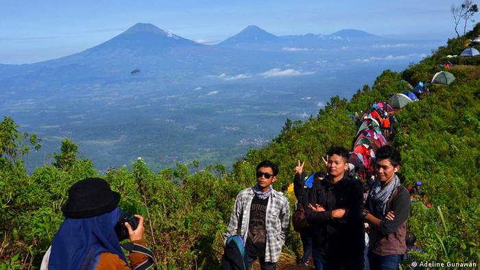 Indonesien Mittel Java