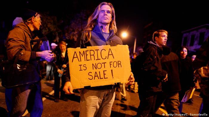 USA Proteste in Washington