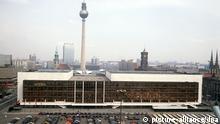 Так выглядел Дворец Республики в Востчоном Берлине в 1986 году