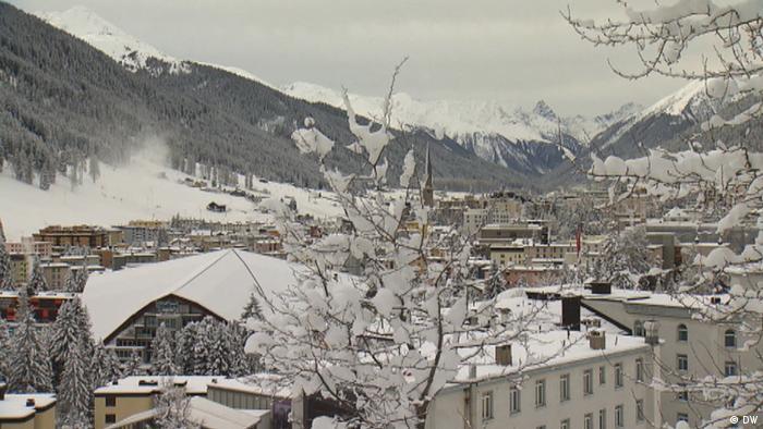 Panorámica de Davos