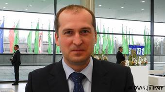 Міністр аграрної політики України Олексій Павленко