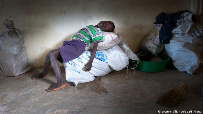 Hunger in Malawi after heavy rains
