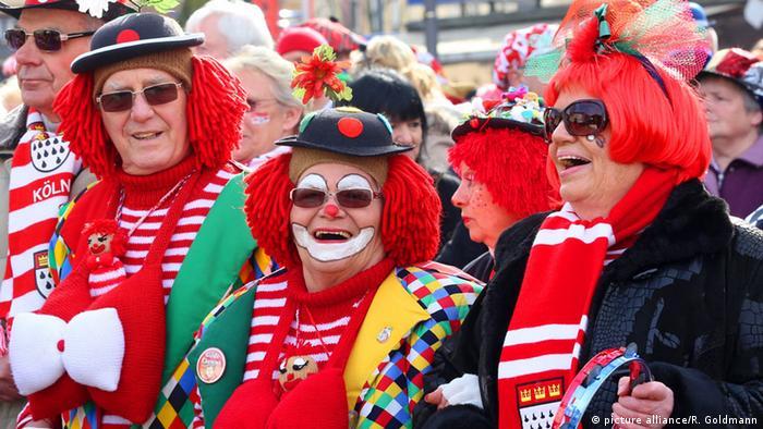 Deutschland, Karneval in Köln