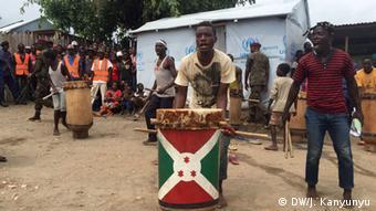 Kongo, Flüchtlinge aus Burundi in Uvira