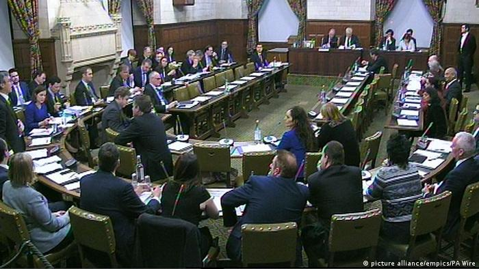 Debate on Donald Trump at Westminister