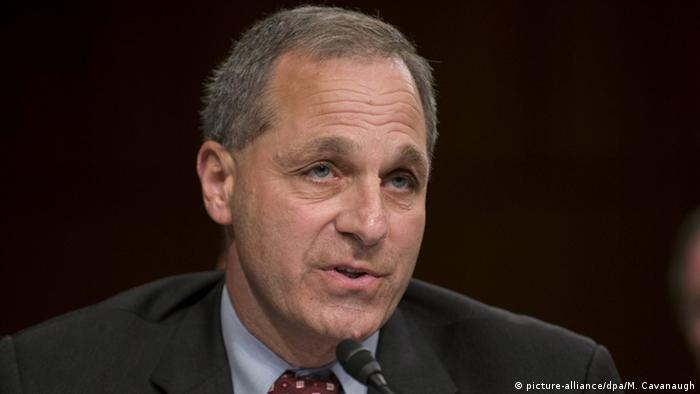 USA Louis Freeh in Washington