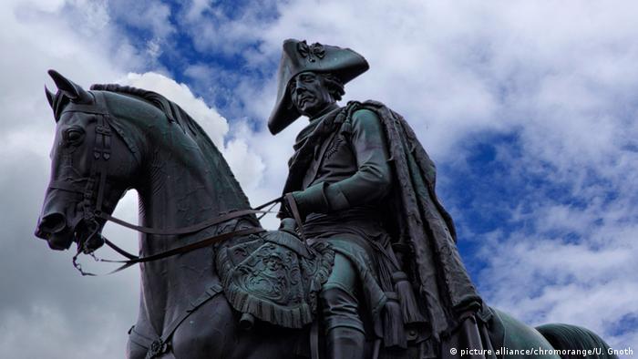 Монумент Фридриха Великого
