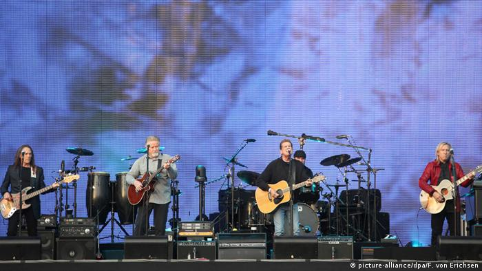 USA The Eagles Deutschlandtournee