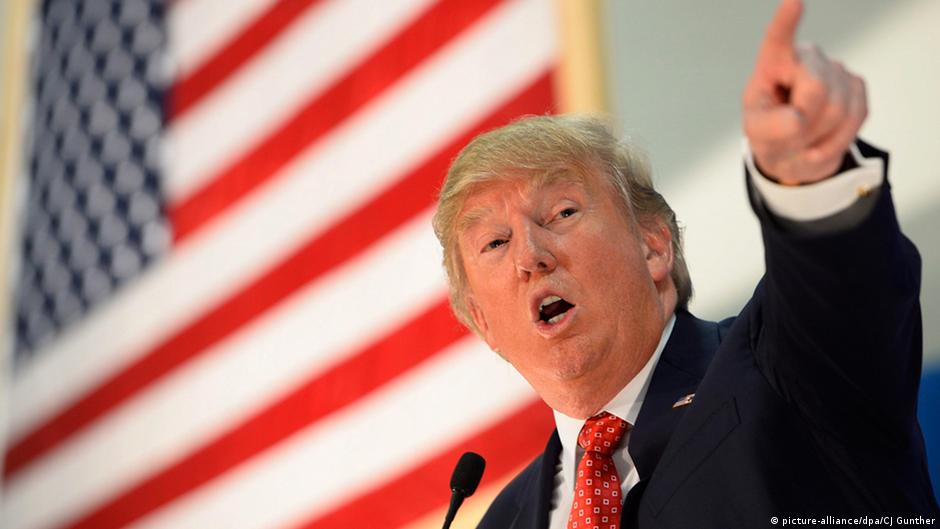 Donald Trump's German roots
