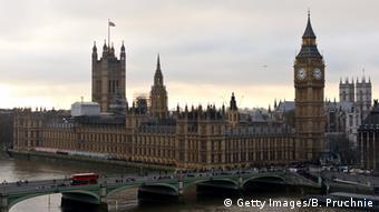 Британский парламент рассматривает законопроект о криминальных финансах