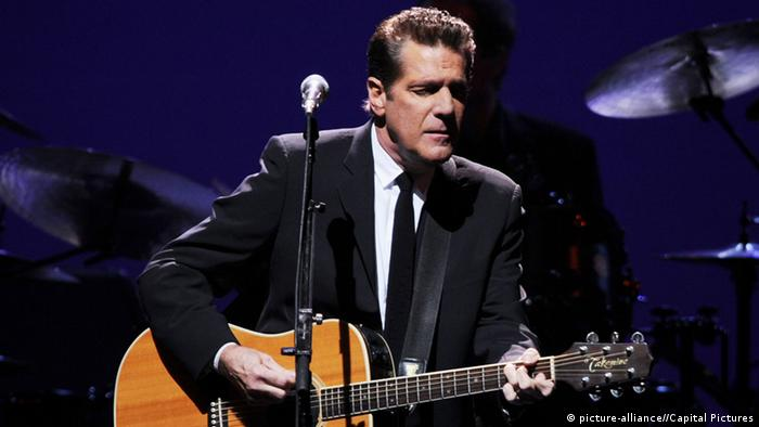 USA The Eagles Glenn Frey